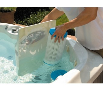Jacuzzi Service & ClearRay Bulb Replacement