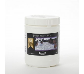 Jacuzzi Hot Tub Filter powder
