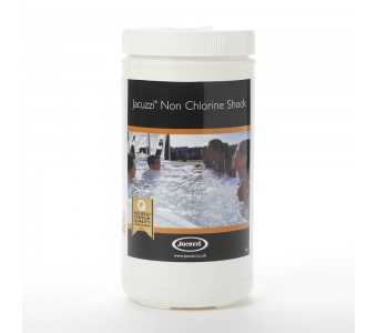 Jacuzzi Hot Tub Non Chlorine SHOCK 1kg